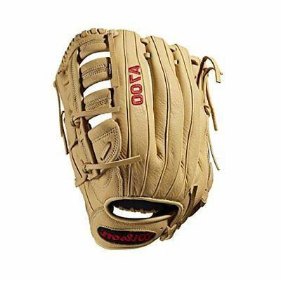 wilson a700 baseball glove series blonde 12