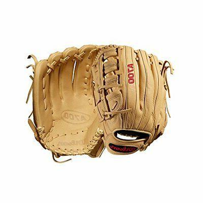 Wilson Baseball Series, Blonde, Inch, Left
