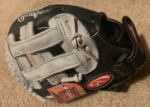 Rawlings Yankees 11in Leather Baseball Glove
