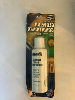 Franklin Leather Baseball Glove Oil Conditioner 4 fl oz