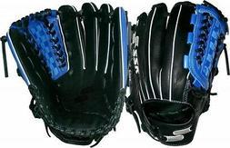 "Lefty SSK S16150GNBL 12"" Edge Professional Black/Blue Baseba"