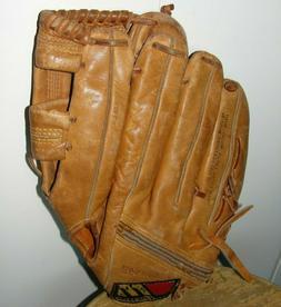 Mizuno Lite Flex JAPAN MTS-1 Leather Baseball Glove PAT.PEND