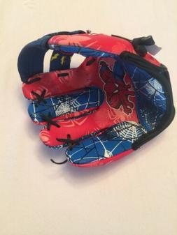 MARVEL SPIDERMAN BASEBALL GLOVE YOUTH CHILD 9.5 NEW