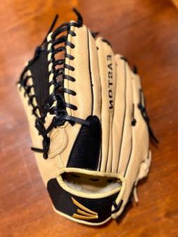 Easton NATB1275 Natural Elite Fielding RHT Glove  Baseball S