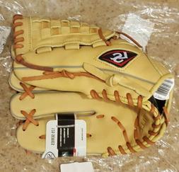 new 125 series baseball glove 12 rht