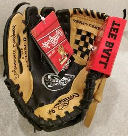"New Rawlings 9"" TBall Baseball Glove PL109CB Right Handed Th"