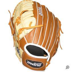 New Wilson A500 Youth Baseball WAO5RB1711AC Glove 11 Inch RH