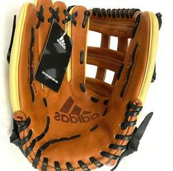 NEW Adidas EQT 1275 H RHT Fielding Baseball Glove Sand/Brown