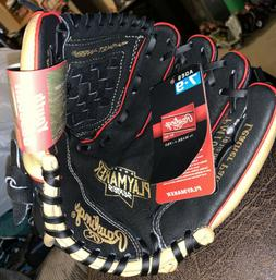 New Rawlings Youth Baseball Glove Playmaker Series LHT Leath