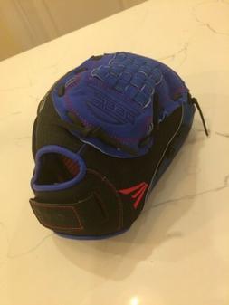 """New Easton Z-Flex ZFX1050BKBK 11""""LHT Youth Baseball Gloves"""