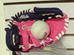 Rawlings Player Series Tee Ball  Pink Glove