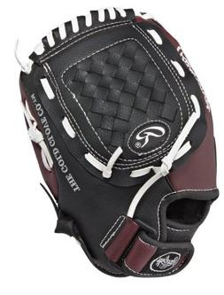 Rawlings Players Series 10.5-inch Youth Baseball Glove, Left