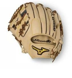 "Mizuno Pro Infield Baseball Glove 11.5"" - Shallow Pocket, ,"