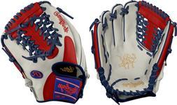 "Rawlings PRO204-4 11.5"" Heart of The Hide Patriot Baseball G"