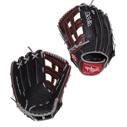 RAWLINGS R9 12.75IN PRO H BB GLOVE 18F-RHT