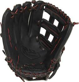 "Rawlings R9 Series 12"""" Youth Pro Taper Baseball Glove - Rig"