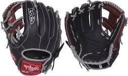 """Rawlings R9314-2BSG 11.5"""" R9 Gold Glove Baseball Glove Narro"""