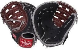 """Rawlings R9FM18BSG 12.5"""" R9 Gold Glove Baseball First Base M"""