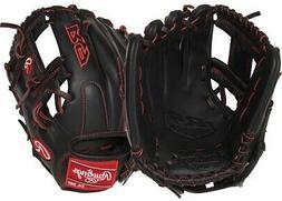 "Rawlings R9YPT2-2B 11.25"" R9 Gold Glove Baseball Glove Narro"