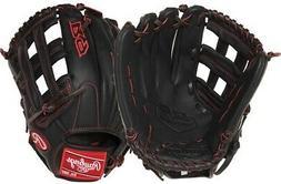 "Rawlings R9YPT6-6B 12"" R9 Gold Glove Baseball Glove Narrow F"