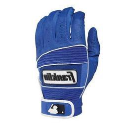 Franklin Sports MLB Baseball Batting Gloves - Natural II - R