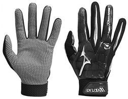Mizuno Swagger Batting Glove, Black, Small