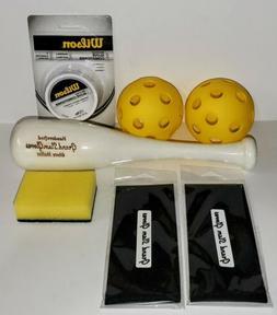 Ultimate Baseball Glove Break In Kit ⚾Mallet ⚾Masher ⚾