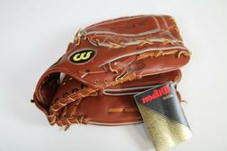 "Vintage Wilson ""The A2002"" XL Baseball Softball Glove LHT Un"