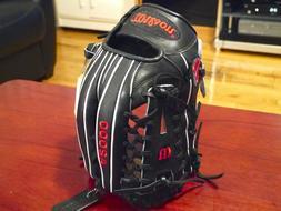 "Wilson A2000 ML44 November 2015 GOTM 11.75"" Baseball Glove"
