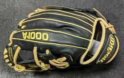 "Wilson WTA10RB19DP15 A1000 Pedroia Fit 11.5"" Baseball Glove"
