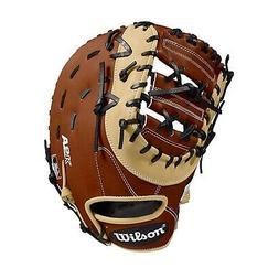Wilson WTA2KLB181617 LHT Lefty First Base Mitt Baseball Glov
