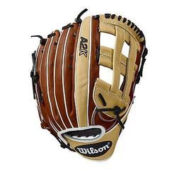Wilson WTA2KLB181799 LHT A2K 1799 Baseball Outfield Glove 12