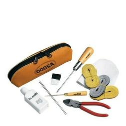 Wilson WTA6763 A2000 Baseball Glove Care Kit for Lacing and