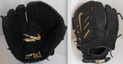 "Nike Youth Alpha Edge Basket Baseball Glove 11.5"" Inch RHT F"