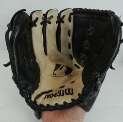 Wilson Youth Baseball Glove 11 inch Genuine Leather A2451 Ri