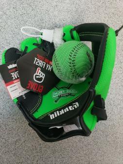 "Youth Baseball Glove ""My First Fielding Glove"" 3+ with Foam"