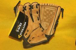 youth baseball glove z flex 10 tan