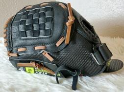 Adidas Youth Triple Stripe Fielder's Leather Baseball Glove