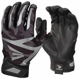 Easton Z7 Hyperskin Baseball Batting Gloves NEW Men's XL Bla